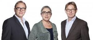 Roeland Rengelink, Jeanine van Pinxteren, Boudewijn Oranje